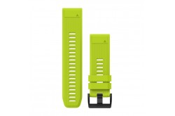 Garmin QuickFit Желтый / Сменный ремешок для часов силиконовый (26mm), Пульсометры - в интернет магазине спортивных товаров Tri-sport!