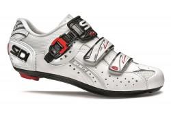 SIDI GENIUS 5-FIT Carbon / Велотуфли белый, Велоаксессуары - в интернет магазине спортивных товаров Tri-sport!