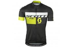 Майка Scott RC Pro к/рук black/yellow, Джерси - в интернет магазине спортивных товаров Tri-sport!