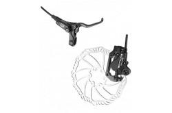 ProMax / Дисковый тормоз гидравлический перед+зад, 180/160мм, Тормоза - в интернет магазине спортивных товаров Tri-sport!