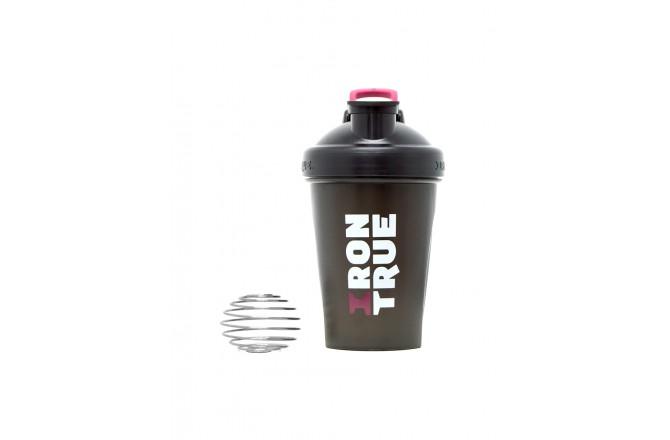 IRONTRUE Black 500ml / Шейкер, Шейкеры - в интернет магазине спортивных товаров Tri-sport!
