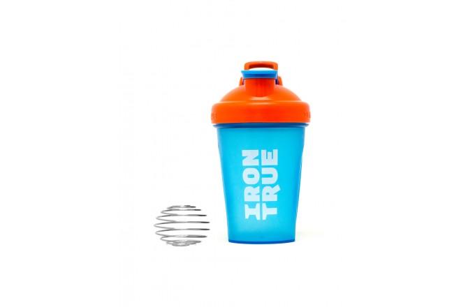 IRONTRUE Orange -Blue  500ml / Шейкер, Шейкеры - в интернет магазине спортивных товаров Tri-sport!