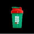 IRONTRUE Green - Red - Green 400ml / Шейкер