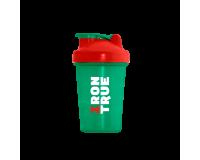 IRONTRUE Green- Red- Green 500ml / Шейкер@