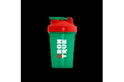 IRONTRUE Green- Red- Green 500ml / Шейкер, Питание - в интернет магазине спортивных товаров Tri-sport!