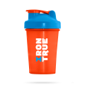 IRONTRUE Blue - Orange 400ml / Шейкер