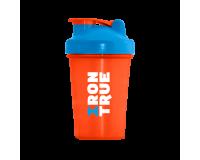 IRONTRUE Blue- Orange 500ml / Шейкер