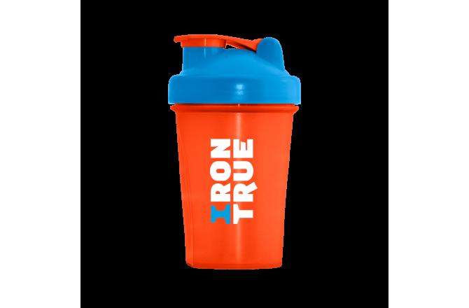 IRONTRUE Blue- Orange 500ml / Шейкер, Шейкеры - в интернет магазине спортивных товаров Tri-sport!