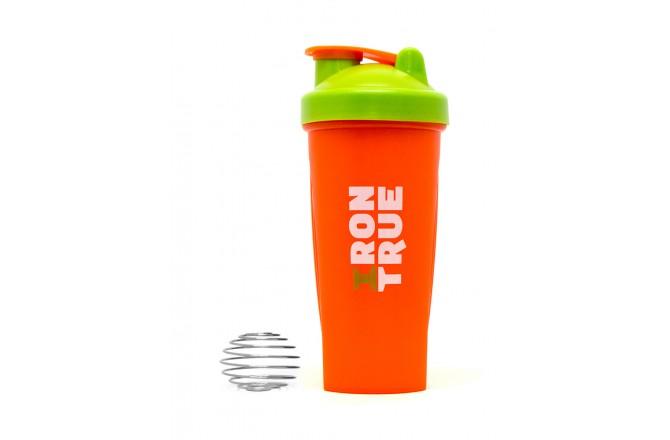 IRONTRUE Orange- Green 700ml / Шейкер, Шейкеры - в интернет магазине спортивных товаров Tri-sport!