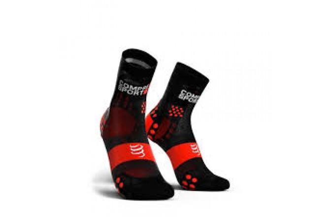 Compressport V3.0 Ultralight Run Hi / Носки унисекс, Ультралегкие - в интернет магазине спортивных товаров Tri-sport!
