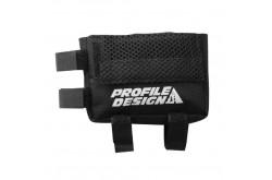 Profile Design, E-Pack Large Black / Сумка для питания с креплением на верхнюю трубу велосипеда, Аэрофляги и флягодержатели - в интернет магазине спортивных товаров Tri-sport!