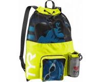 TYR Big Mesh Mummy Bag / Рюкзак для аксессуаров