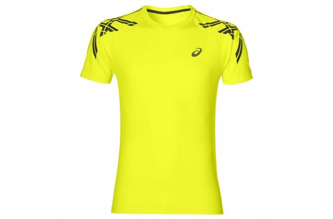 Asics STRIPE SS TOP / Футболка мужская, Футболки, майки, топы - в интернет магазине спортивных товаров Tri-sport!