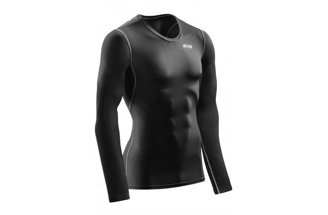 CEP Wingtech Shirt Longsleeve / Мужские футболка с поддержкой осанки с длинными рукавами, Длинный рукав - в интернет магазине спортивных товаров Tri-sport!