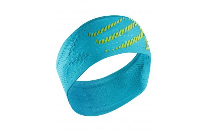 Compressport On/Off HeadBand V2 / Повязка на голову широкая, Повязки - в интернет магазине спортивных товаров Tri-sport!