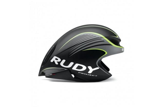 Rudy Project WING57 BLACK/YELLOW FLUO MATT S-M / Каска, Шлемы - в интернет магазине спортивных товаров Tri-sport!