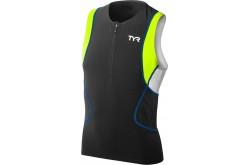 TYR Men'S Competitor Singlet / Майка, Стартовые костюмы - в интернет магазине спортивных товаров Tri-sport!