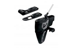 Питьевая система FSA Metron Drink System Black 0,6L + 3 крепления, Аэрофляги и флягодержатели - в интернет магазине спортивных товаров Tri-sport!