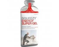 Squeezy Energy Super Gel 1 1pack 33 g вкус Кола / Энергетический гель с кофеином
