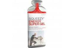 Squeezy Energy Super Gel 1 1pack 33 g вкус Кола / Энергетический гель с кофеином