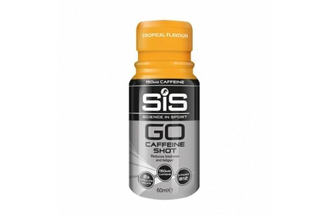 SIS Go Caffeine Shot 60ml вкус Тропик / Энергетический напиток, Гуарана - в интернет магазине спортивных товаров Tri-sport!