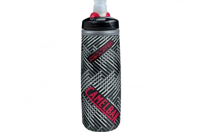 CamelBak Podium Chill 21 oz (0,62L) Licorice/ Термофляга, Фляги - в интернет магазине спортивных товаров Tri-sport!