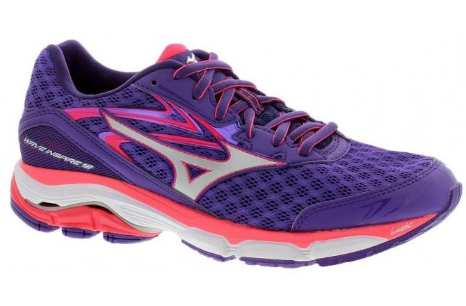 MIZUNO Wave Inspire 12 (UK) / Женские кроссовки, Тренировочные - в интернет магазине спортивных товаров Tri-sport!