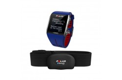 POLAR V800 BLU/RED HR / Пульсометр, Пульсометры - в интернет магазине спортивных товаров Tri-sport!
