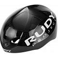 Каска Rudy Project BOOST PRO BLACK SHINY - WHITE MATT L