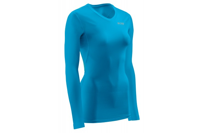 CEP Wingtech Shirt Longsleeve / Женские футболка с поддержкой осанки с длинными рукавами, Длинный рукав - в интернет магазине спортивных товаров Tri-sport!