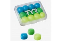 TYR Kids Soft Silicone Ear Plugs / Беруши для бассейна 6 пар