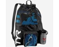 TYR Big Mesh Mummy Bag Черный / Рюкзак для аксессуаров