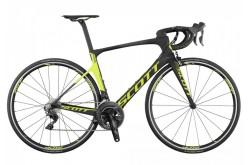 Велосипед Foil RC black/yellow Scott 2017, Велосипеды - в интернет магазине спортивных товаров Tri-sport!