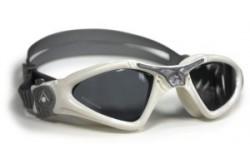 z_Aqua Sphere Kayenne (бел/серебро темн линзы), Очки для открытой воды и тренировок - в интернет магазине спортивных товаров Tri-sport!