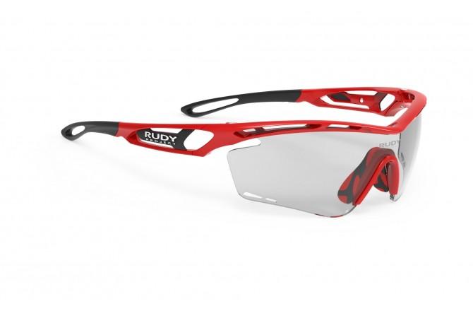 Rudy Project Tralyx Impactx Photochromic 2Black-Fire Red Gloss / Очки, Очки - в интернет магазине спортивных товаров Tri-sport!