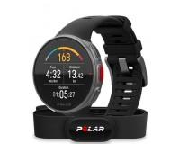 POLAR VANTAGE V BLK HR / Спортивные часы с пульсометром