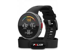 POLAR VANTAGE V BLK HR / Спортивные часы с пульсометром, Гаджеты - в интернет магазине спортивных товаров Tri-sport!