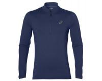 Asics LS 1/2 ZIP JERSEY / Рубашка беговая на молнии мужская