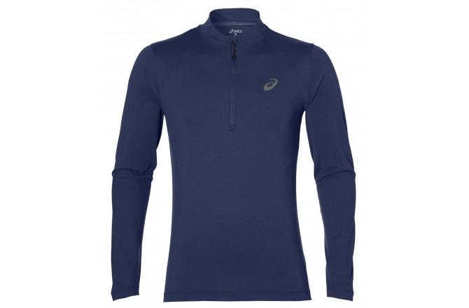 Asics Ls 1 / 2 Zip Jersey/Рубашка Беговая На Молнии Мужская, Длинный рукав - в интернет магазине спортивных товаров Tri-sport!