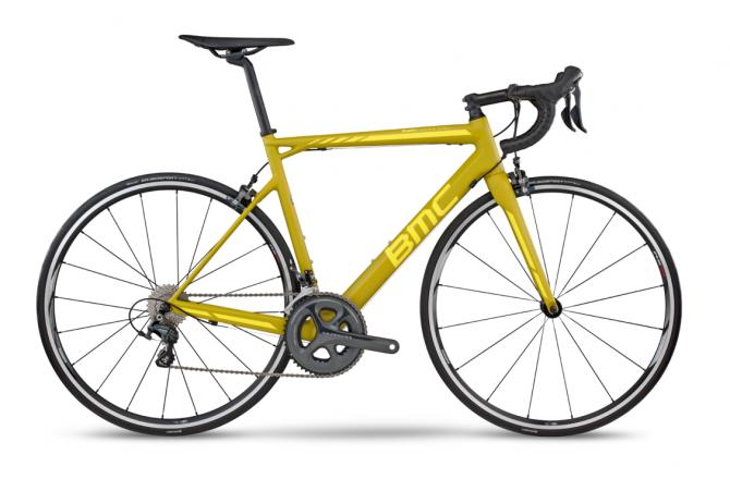 BMC Teammachine SLR02 Ultegra Yellow 2017 / Велосипед шоссейный, Шоссейные - в интернет магазине спортивных товаров Tri-sport!