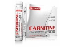 Nutrend CARNITINE 1500+SYNEPHRINE 1 ампула 25мл, L-Carnitine - в интернет магазине спортивных товаров Tri-sport!