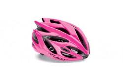 Каска Rudy Project RUSH PINK FLUO SHINY S, Шлемы - в интернет магазине спортивных товаров Tri-sport!