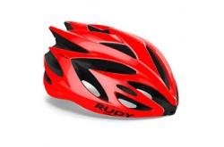 Каска Rudy Project RUSH RED FIRE SHINY L, Шлемы - в интернет магазине спортивных товаров Tri-sport!