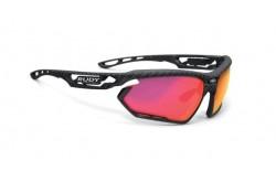 Rudy Project Fotonyk Carbonium/Bumpers Black - Polar 3Fx Hdr Mls Orange / Очки, Очки - в интернет магазине спортивных товаров Tri-sport!