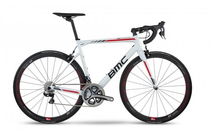 BMC Teammachine SLR01 Dura Ace Di2 Team White 2017 / Велосипед шоссейный, Шоссейные - в интернет магазине спортивных товаров Tri-sport!