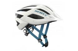 Scott Arx MTB white gloss / Шлем, Шлемы - в интернет магазине спортивных товаров Tri-sport!