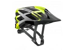 Scott Spunto lime green camo / Шлем, Шлемы - в интернет магазине спортивных товаров Tri-sport!