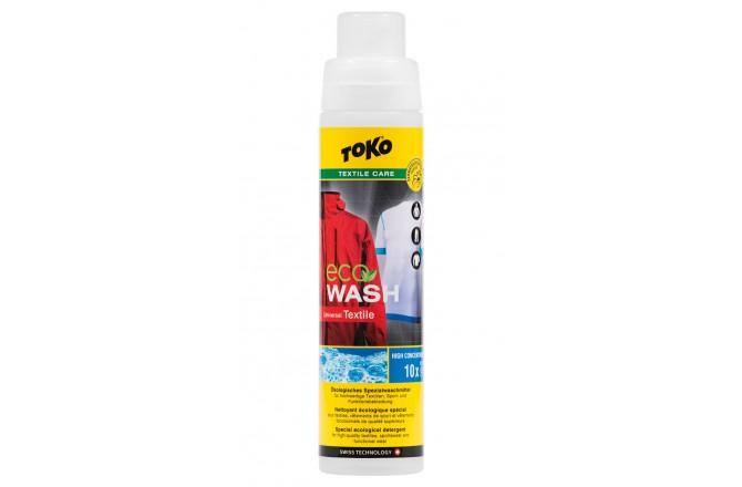 TOKO Eco Textile Wash 250ml / Стирка для спортивной одежды и обуви, Пропитки для обуви - в интернет магазине спортивных товаров Tri-sport!