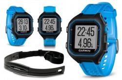 Garmin FORERUNNER® 25 HRM / Часы большие с пульсометром, Пульсометры - в интернет магазине спортивных товаров Tri-sport!
