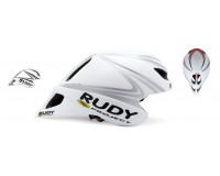 Rudy Project CHRONO WINGSPAN White/Silver
